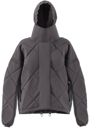 adidas by Stella McCartney Diamond Quilted Short Puffer Coat