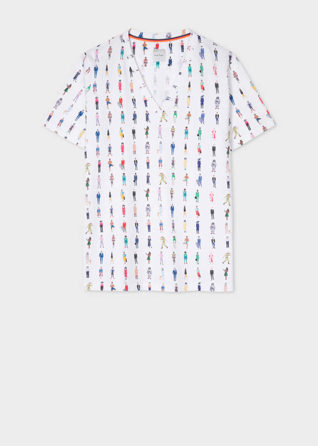 5fcb35fb Paul Smith Women's Tees And Tshirts - ShopStyle