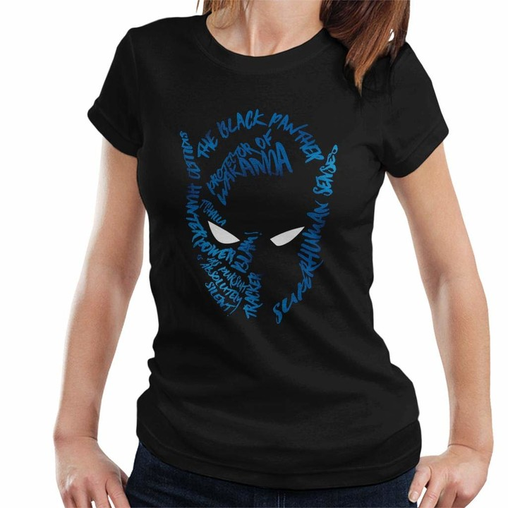 Marvel Black Panther The Protector of Wakanda Women's T-Shirt
