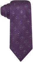 Ryan Seacrest Distinction Melrose Neat Slim Tie, Only at Macy's