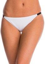 Nautica Soho Solid String Bikini Bottom 8146209