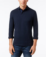 Barbour Men's Halford Long-Sleeve Polo, a Macy's Exclusive Style