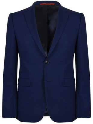 HUGO BOSS Extra Slim Virgin Wool Blazer Jacket