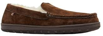 Lamo Harrison Faux Shearling Lined Moc-Toe Slipper