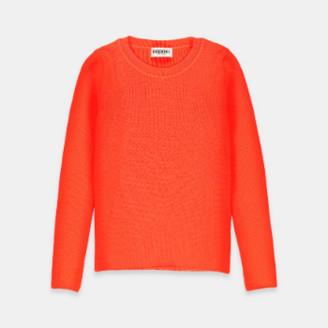 Essentiel Neon Orange Sweater - xs