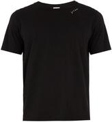 Saint Laurent Je t'aime-print jersey T-shirt
