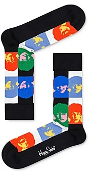 Happy Socks All Together Now Beatles Socks