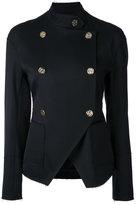 Loewe double-breasted jacket - women - Spandex/Elastane/Virgin Wool - 36