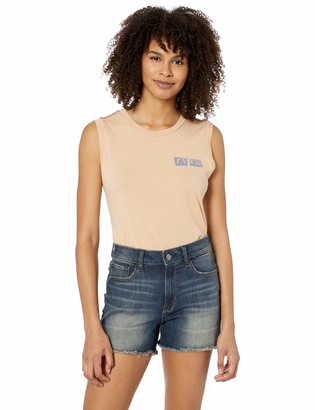 RVCA Women's Ransom Relaxed FIT Sleeveless T-Shirt