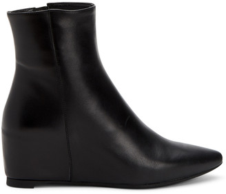 Aquatalia Palmer Weatherproof Leather Bootie