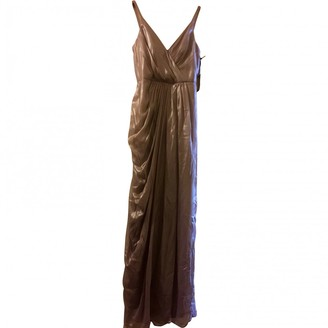 Vera Wang Metallic Dress for Women
