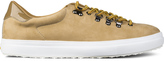 Discovered Beige Mountain Sneakers Low Top