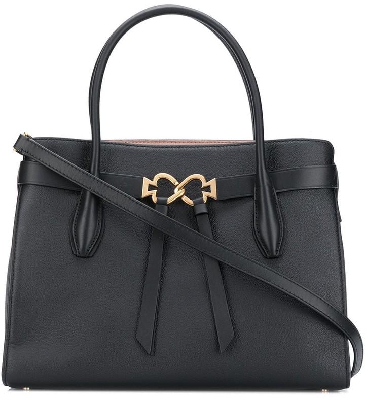 Kate Spade Logo Tote Bag