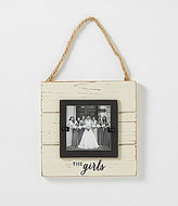 Mud Pie Wedding Collection The Girls Door Hanger Frame