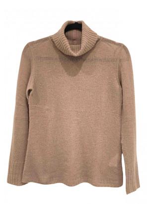 Jigsaw Beige Cashmere Knitwear