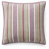 Ralph Lauren Home Northward Striped Feather Linen Throw Pillow