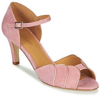 Emma.Go Emma Go PHOEBE women's Sandals in Pink