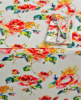 "Fiesta Floral Bouquet 60"" x 84"" Tablecloth"