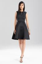 Josie Natori Duchess Satin Dress