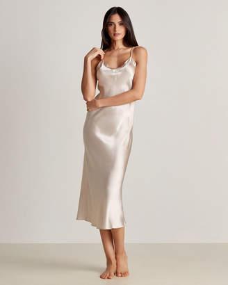 Ginia Silk Nightgown