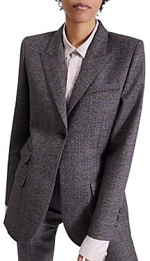 Barbara Bui Prince of Wales Tailored Blazer