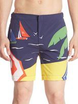 Polo Ralph Lauren Scenic Beach Swim Trunks