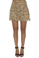 Ganni Whitman Chiffon Skirt