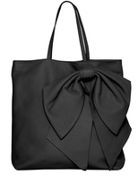 RED Valentino Bow Leather Tote