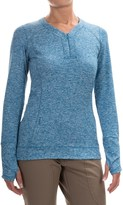 Outdoor Research Melody Shirt - Zip V-Neck, Long Sleeve (For Women)