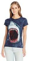 The Mountain Junior's Shark Bite Graphic T-Shirt