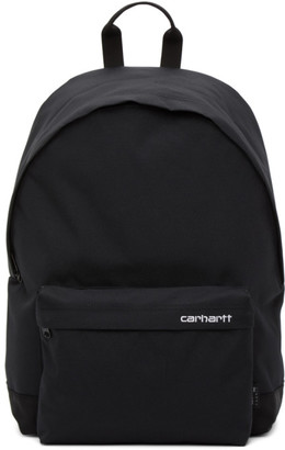 Carhartt Work In Progress Black Payton Backpack
