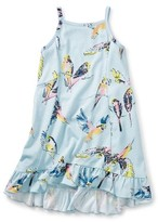Tea Collection Girl's Lorikeet High/low Sundress