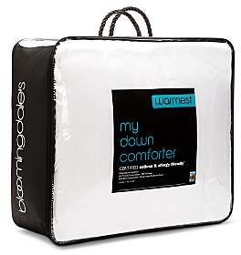 Bloomingdale's My Warmest Asthma & Allergy Friendly Down Comforter, Twin Xl - 100% Exclusive