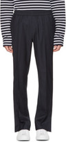 Tiger of Sweden Navy Bloch Trousers