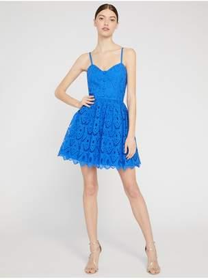 Alice + Olivia Nella Front Button Down Dress