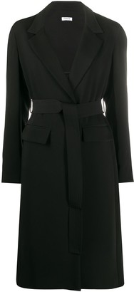 P.A.R.O.S.H. Belted Mid-Length Coat