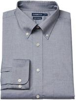 Croft & Barrow Men's True Comfort Classic-Fit Oxford Stretch Dress Shirt