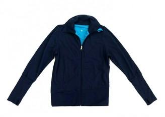 Lululemon Blue Polyester Jackets