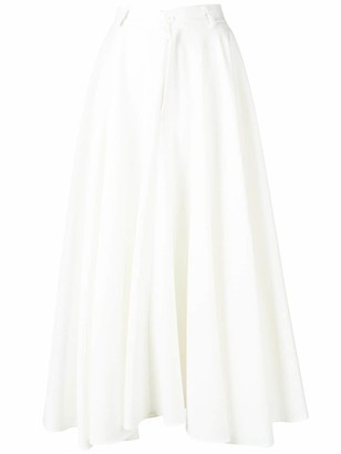 MM6 MAISON MARGIELA Flared Maxi Skirt