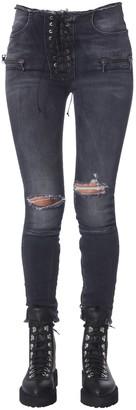 Taverniti So Ben Unravel Project Skinny Fit Jeans
