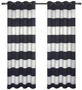 Home Outfitters Set of Two Kids Rugby Curtain Panels