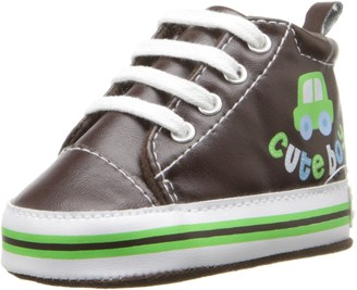 Gerber Boys' Cute High Top Sneaker-K