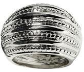 Banana Republic Silver Layers Ring