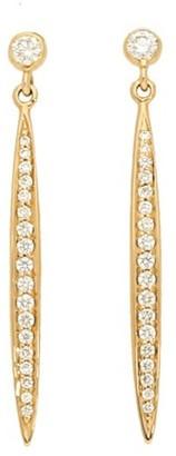 Nephora 14K 0.41 Ct. Tw. Diamond Drop Earrings