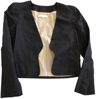 Vanessa Bruno Blue Cotton Jacket for Women