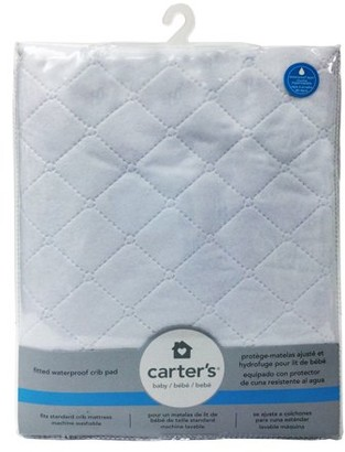 Carter's Waterproof pad - Fitted Crib Pad 28 x 52