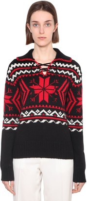Polo Ralph Lauren Cotton & Cashmere Sweater