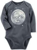 Carter's To The Moon and Back Cotton Bodysuit, Baby Boys (0-24 months)