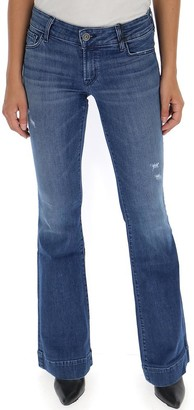 J Brand Flare Leg Jeans