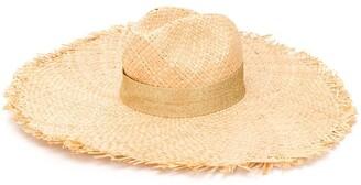 Oseree Saint Tropez raffia hat